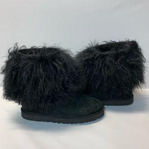 UGG Australia Women's 9 Mongolian Sheepskin Boots